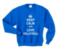 keep calm and lov volleyball niebieska.png