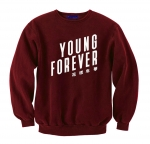 Bluza YOUNG FOREVER  kpop
