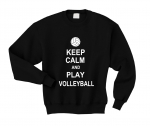 Bluza KEEP CALM AND PLAY VOLLEYBALL siatkówka