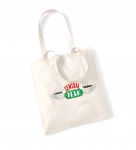 Torba CENTRAL PERK logo FRIENDS serial przyjaciele natural
