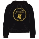 Bluza z kapturem 5SOS logo 5 SECONDS OF SUMMER logo zespołu