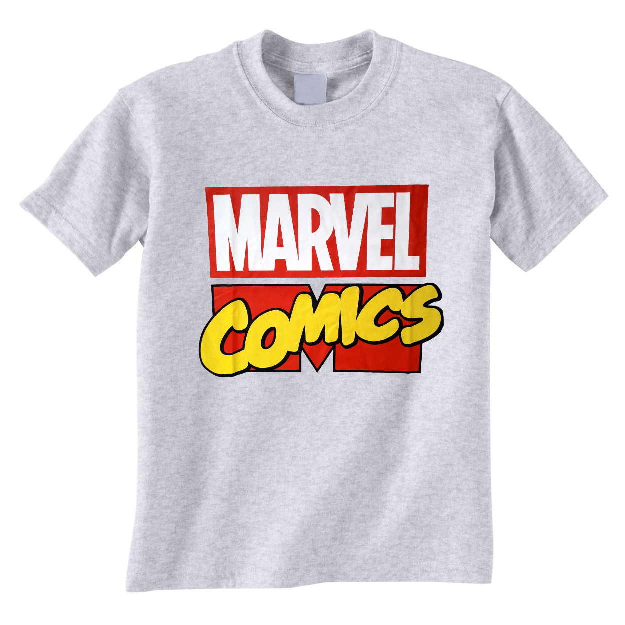 c6866575a Koszulka MARVEL COMICS logo komiks z nadrukiem KOSZULKI Z NADRUKIEM ...
