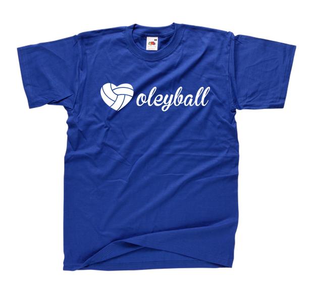 1491b05d825c79 ... Koszulka volleyball - bluzka z napisem siatkówka dla fanek / kibicek  siatkówki i polskich siatkarzy.